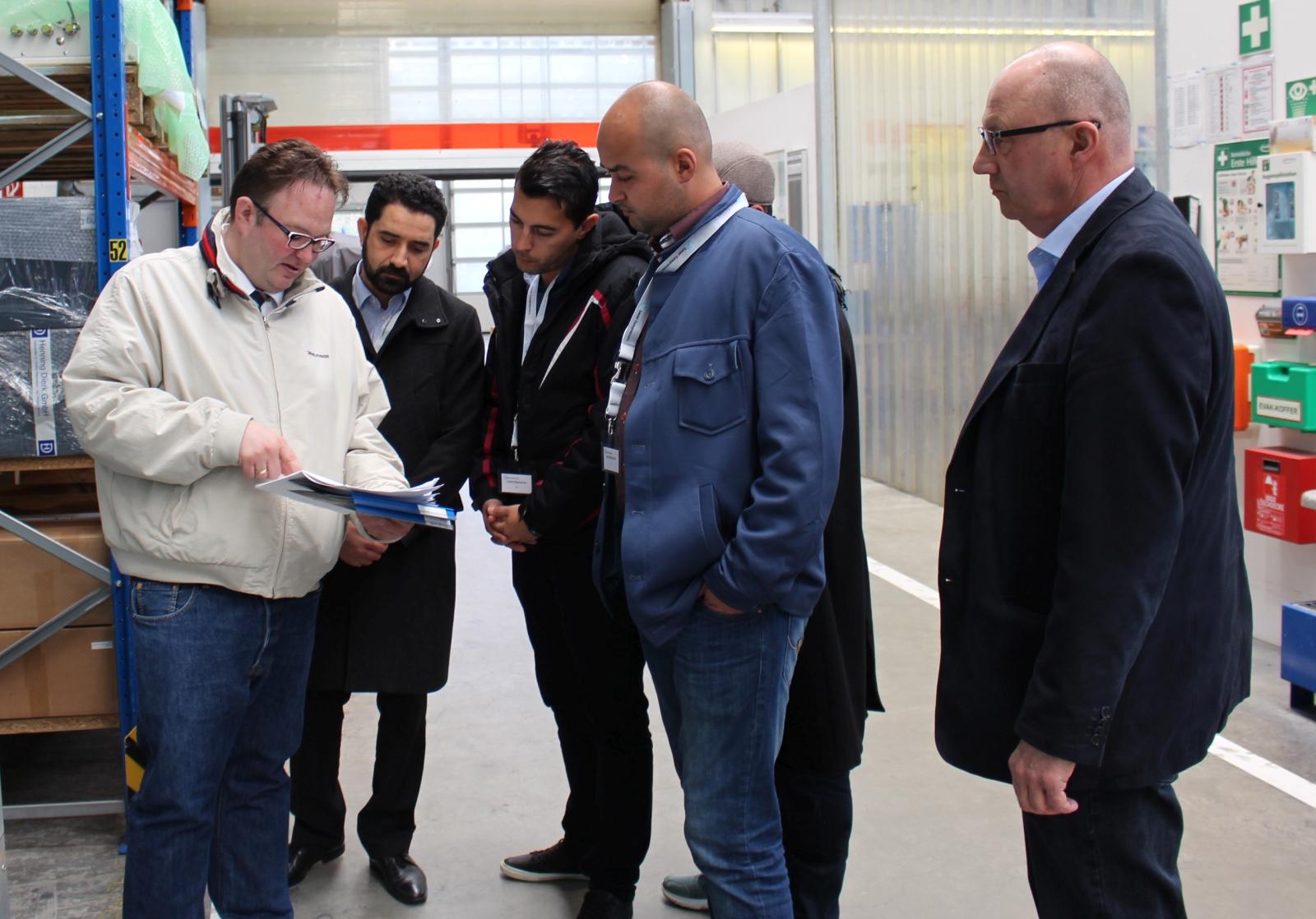 Fit For Partnership With Germany Innovation Und Zuverlässigkeit